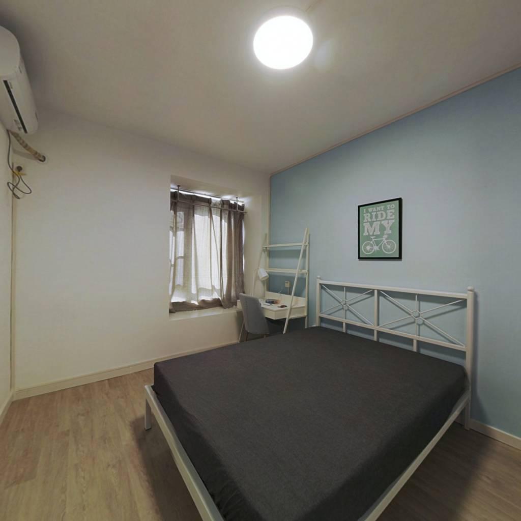 合租·汇悦天地二期 3室1厅 南卧室图