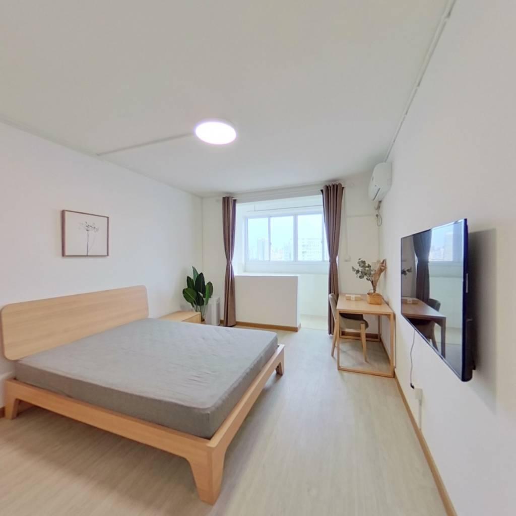 整租·上外中山大楼 2室1厅 南卧室图