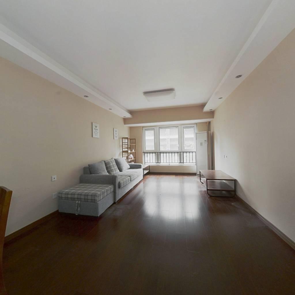 开发商精装修 复式两层 楼层好 总价低三房 小区环境好