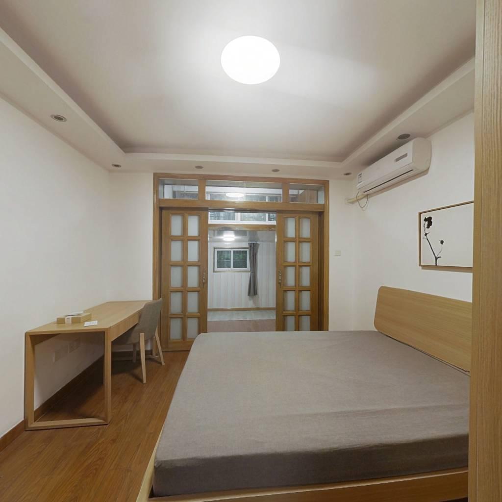整租·梅川四街坊 1室1厅 南卧室图