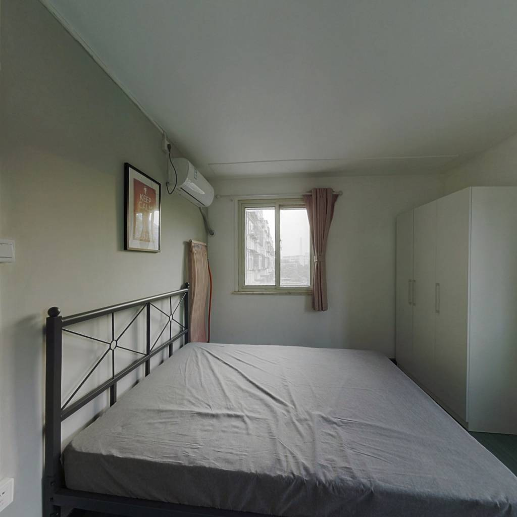 合租·凤园南里 2室1厅 西卧室图