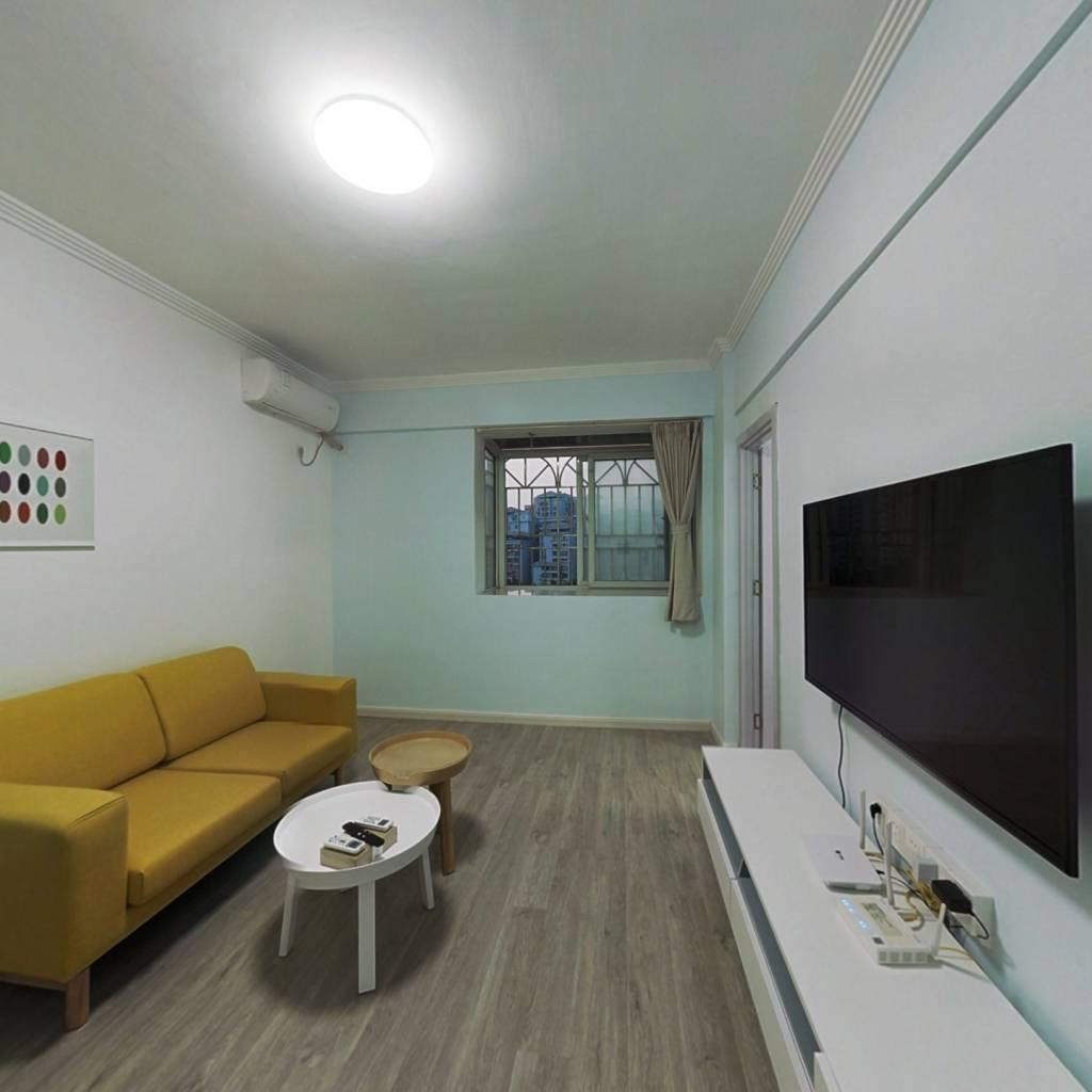 整租·紫薇阁 1室1厅 北卧室图