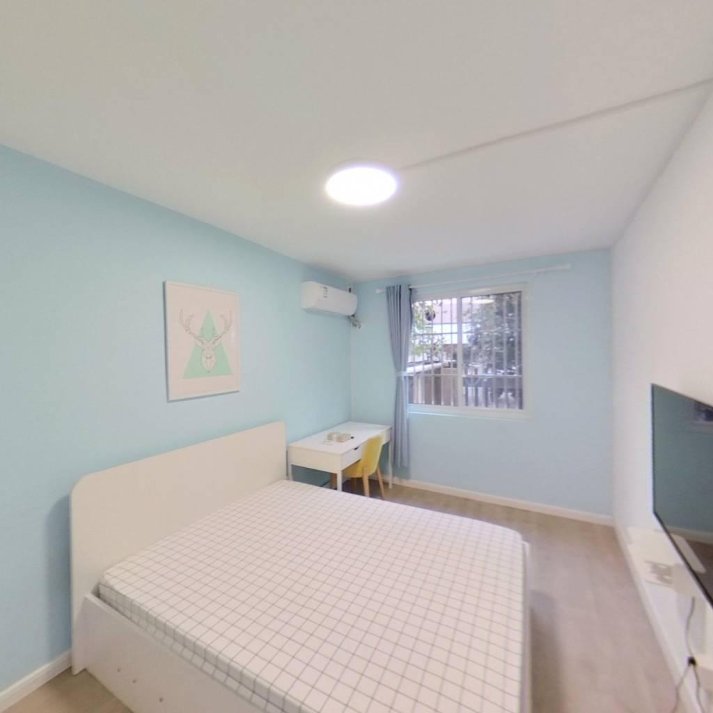 整租·东川花苑 2室1厅 南卧室图
