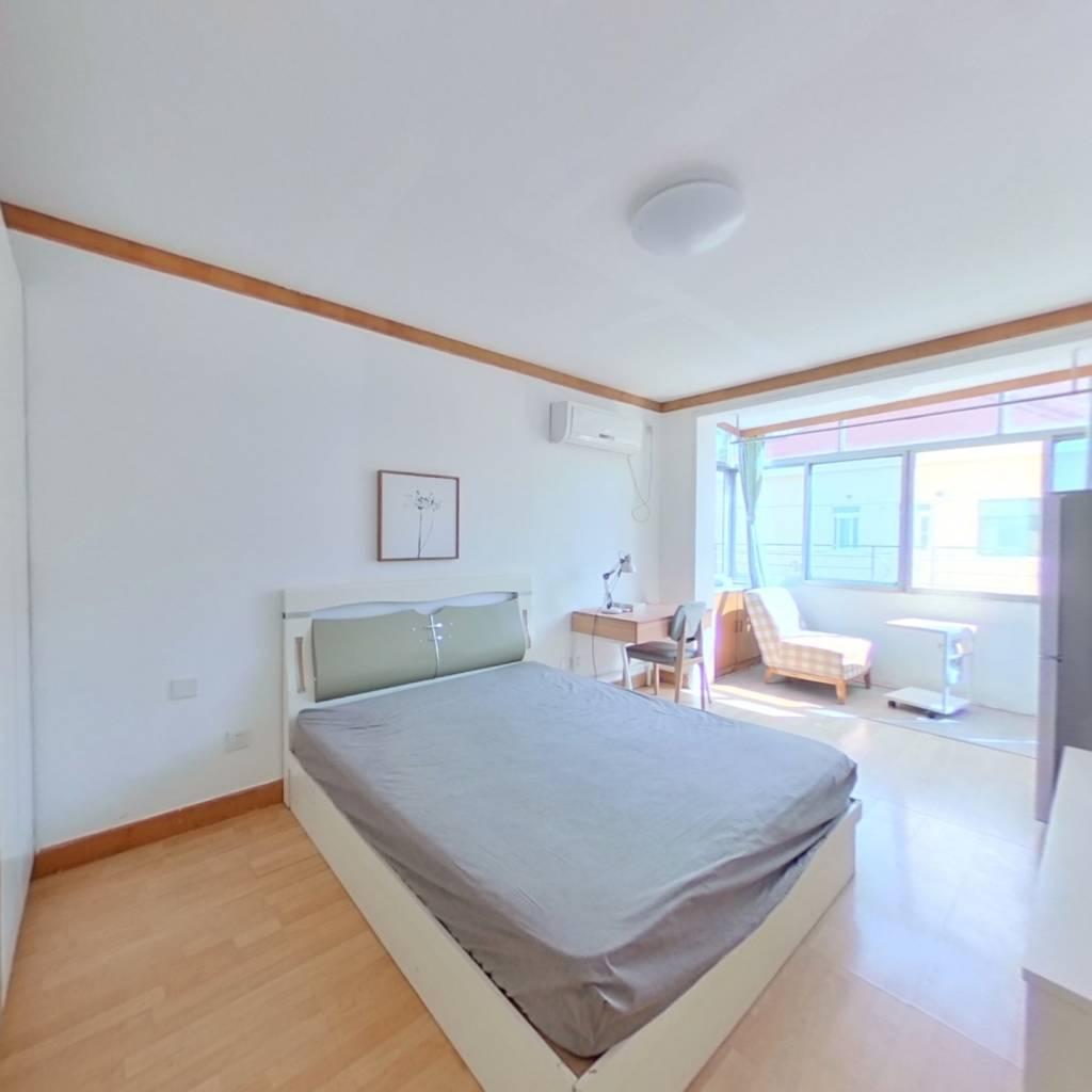 整租·东园一村 1室1厅 南卧室图