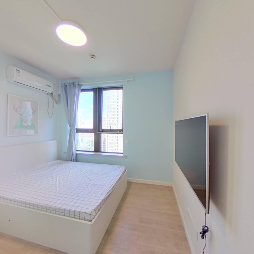 整租·中海万锦城(二期) 2室1厅 东卧室图