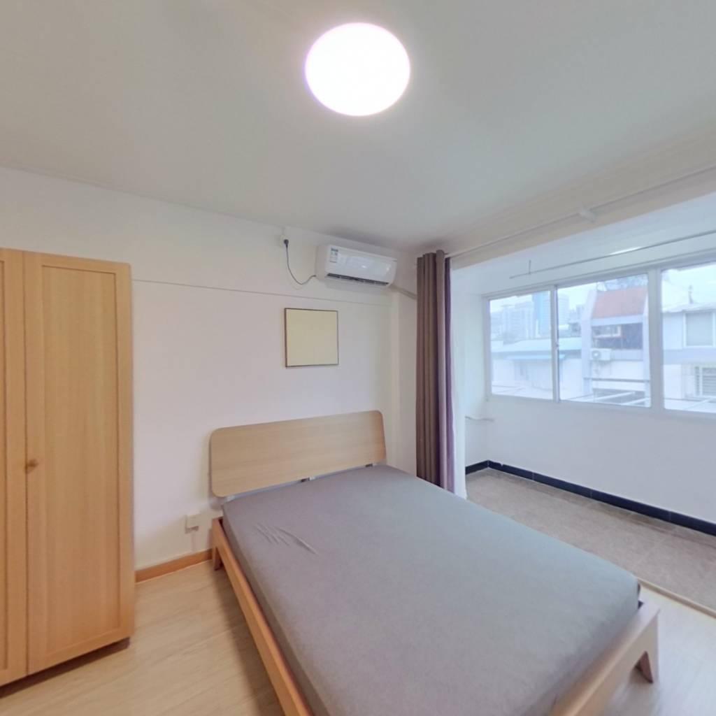 整租·秣陵路 2室1厅 南卧室图