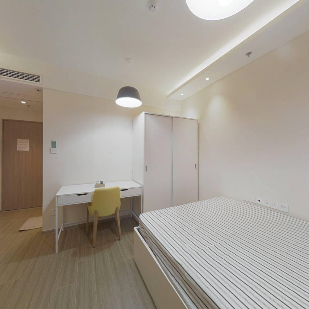 整租·证大大拇指广场 1室1厅 东卧室图