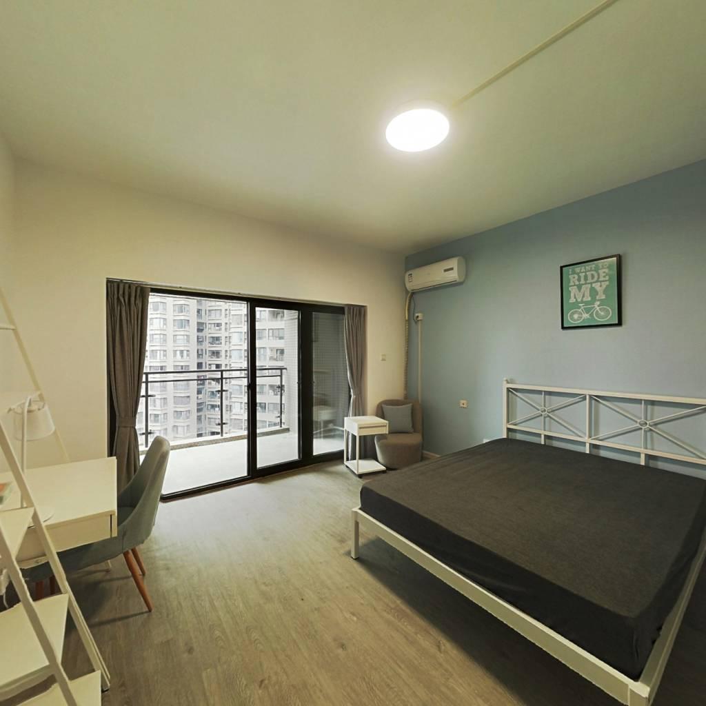 合租·蜀郡又一城 5室1厅 西卧室图
