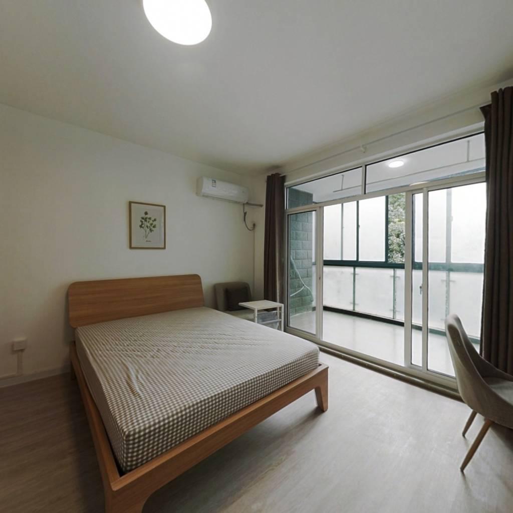 合租·三春汇秀苑 4室1厅 北卧室图