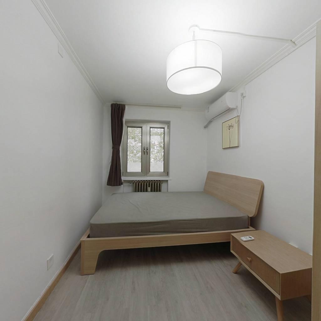 整租·永乐西区 2室1厅 南卧室图