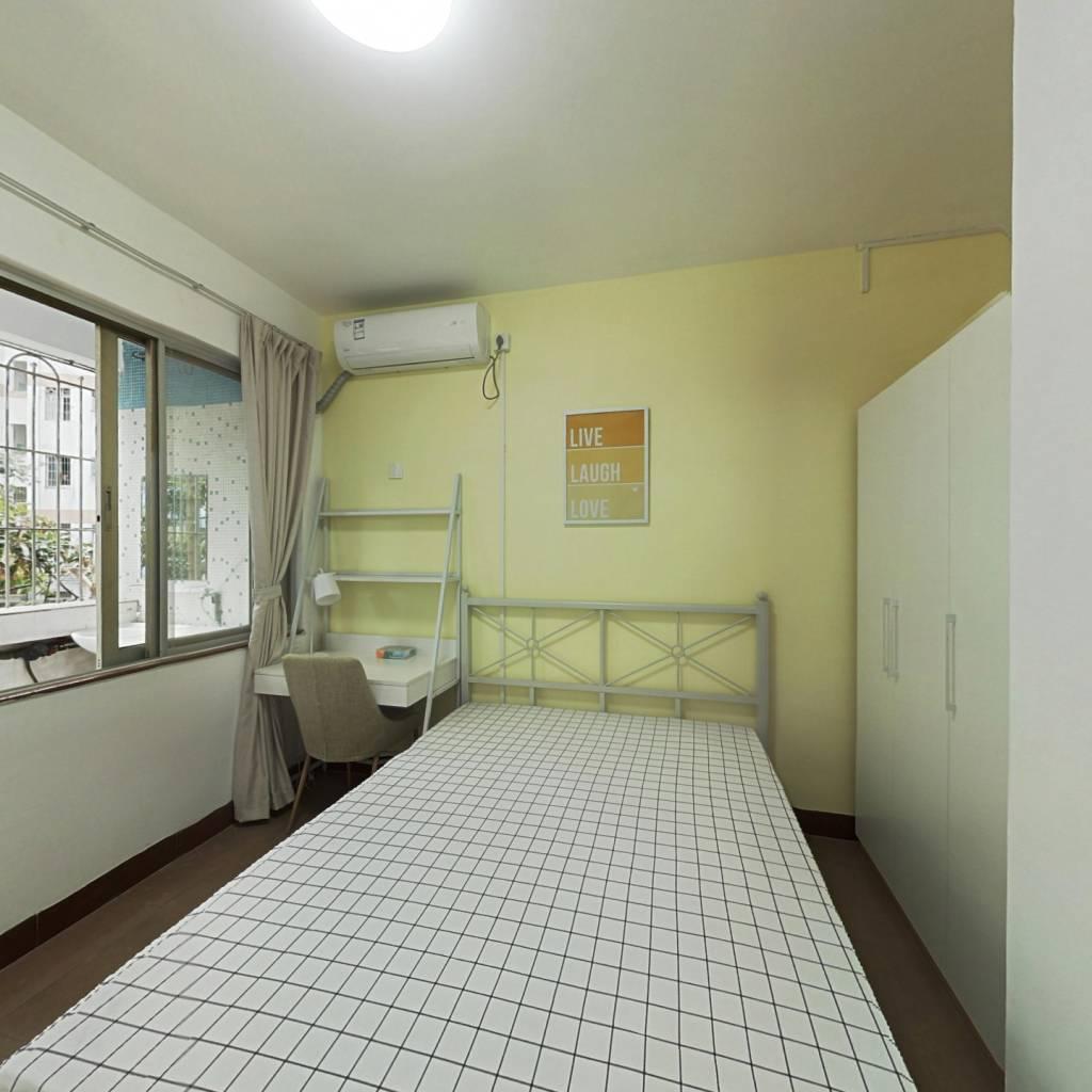 合租·云宁居 3室1厅 南卧室图