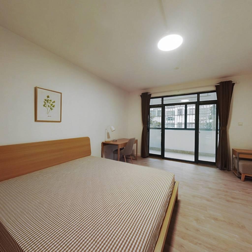 合租·江南青年城 4室1厅 南卧室图