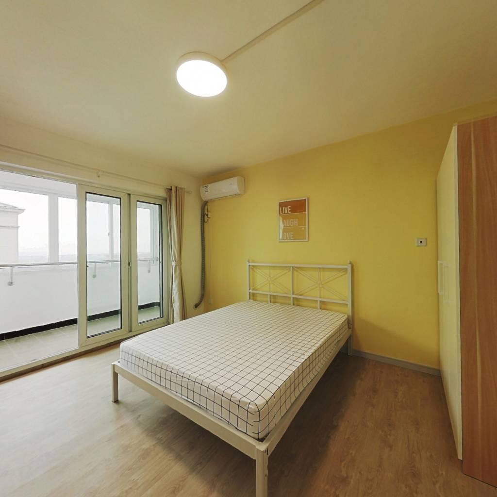 合租·滨浦新苑六村 4室1厅 南卧室图