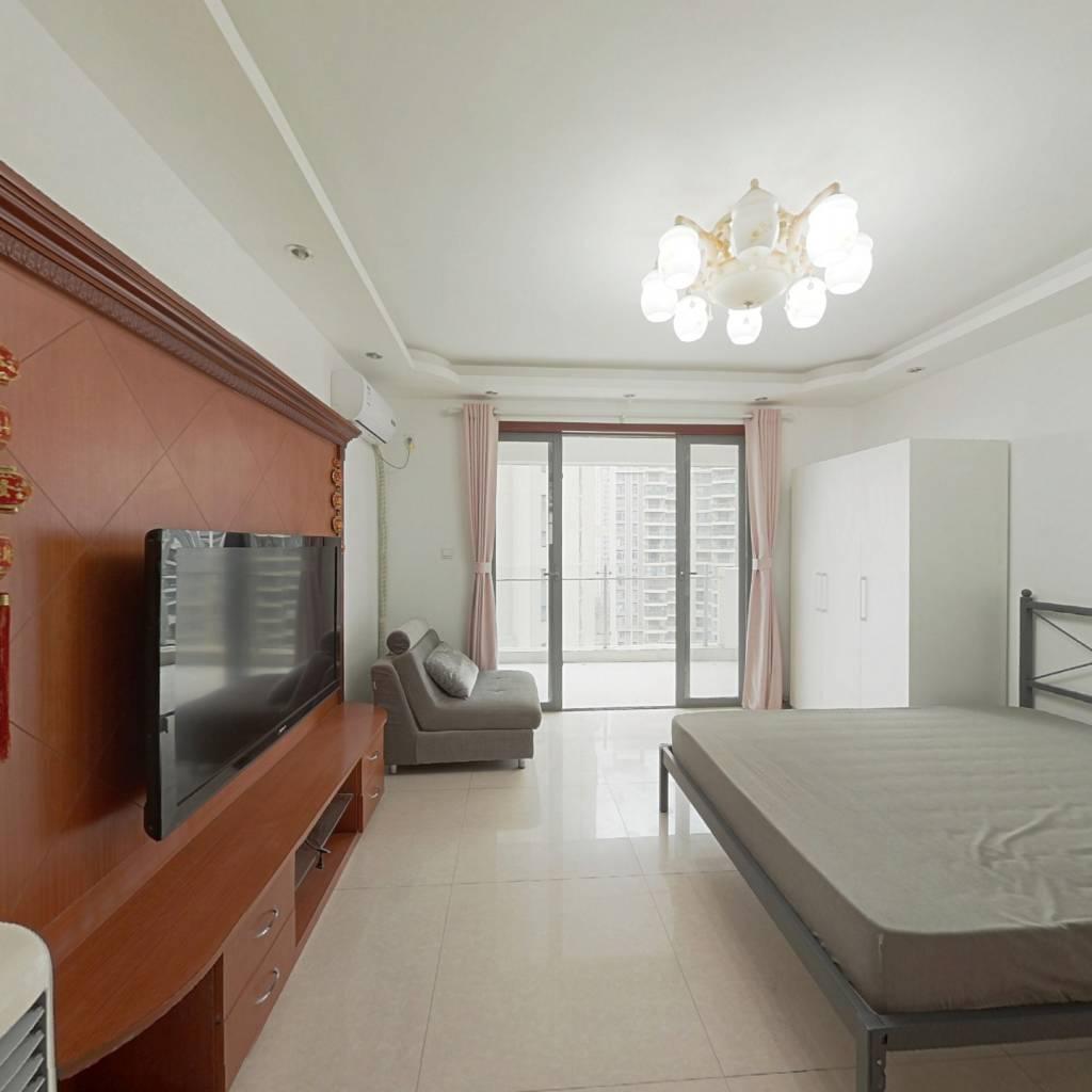 合租·恒大天府半岛 4室1厅 北卧室图