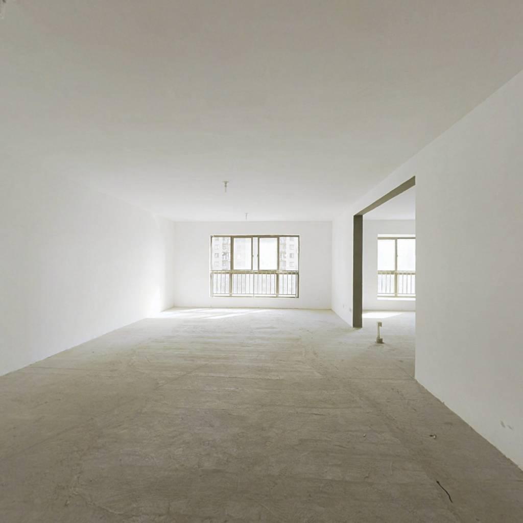 世纪城大四房三位毛坯出售 楼层好 景观好
