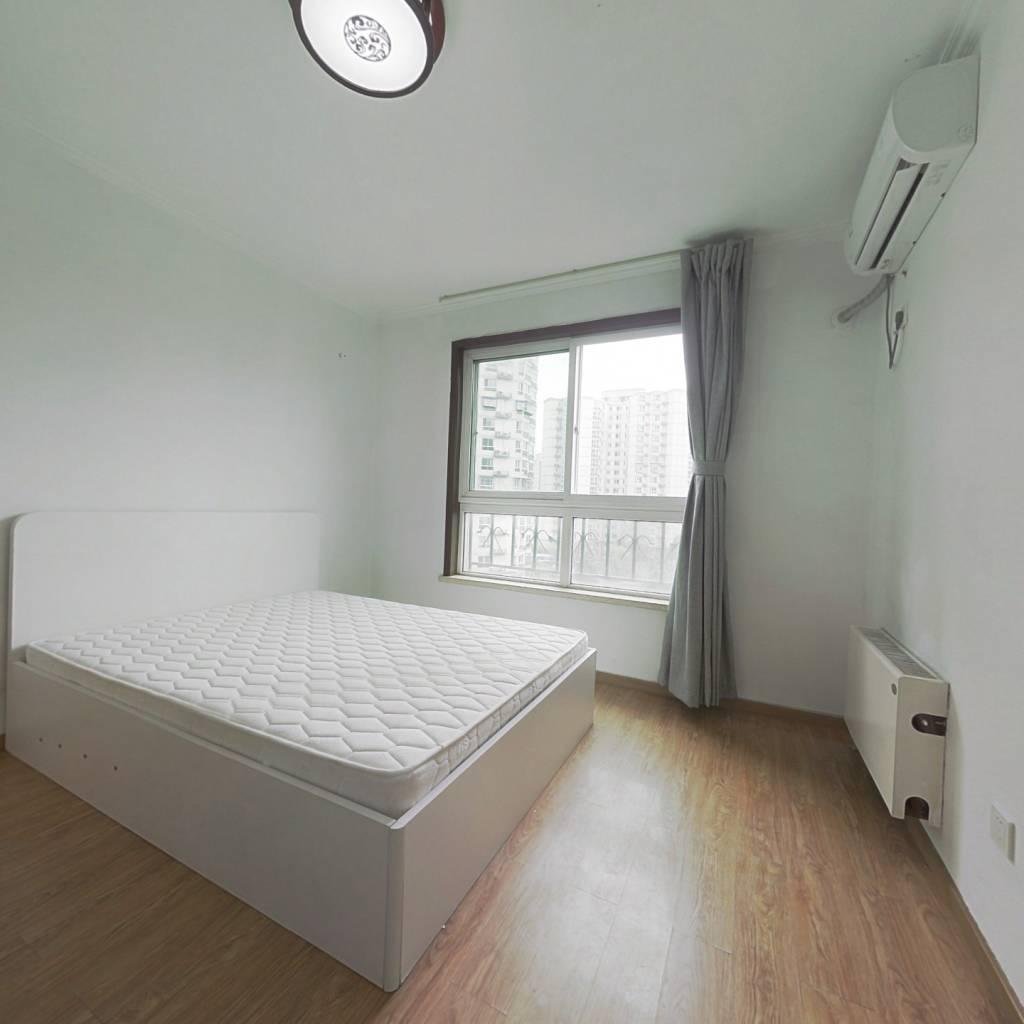 整租·晨月园 1室1厅 南卧室图