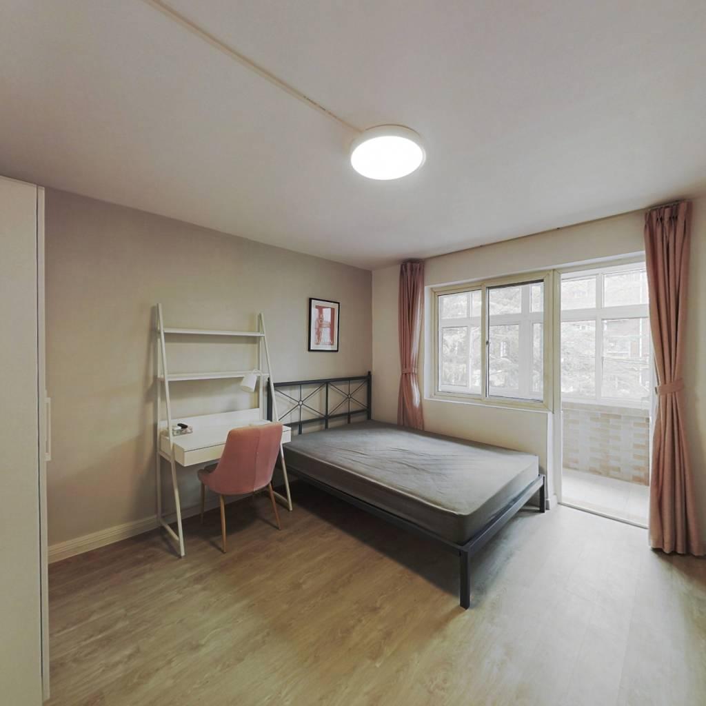 合租·安华西里社区 2室1厅 北卧室图