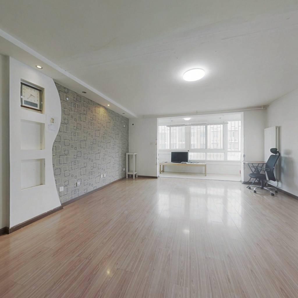中间位置4层大3居,已转商品房,满五唯一有钥匙