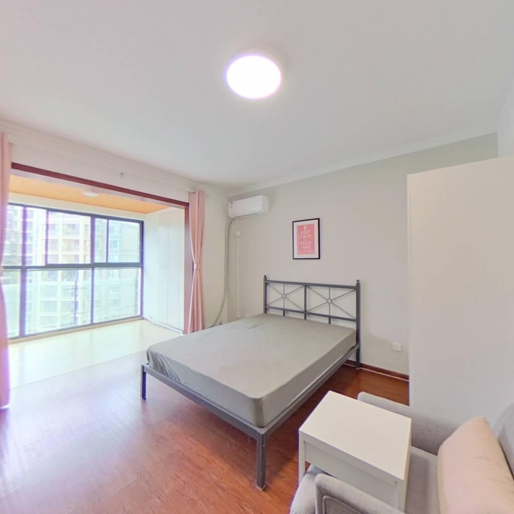 合租·楠香山 4室1厅 西卧室图