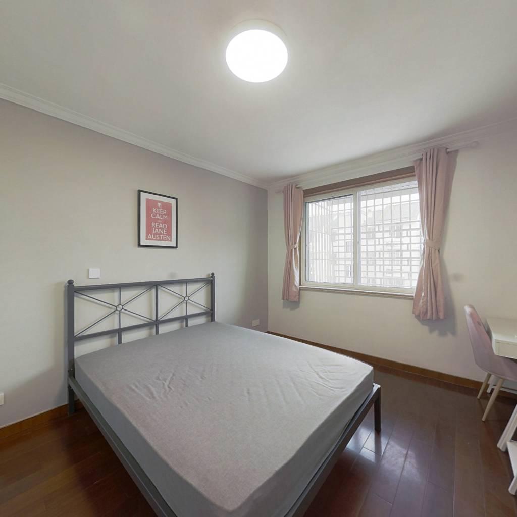 合租·东方悦居 3室1厅 南卧室图