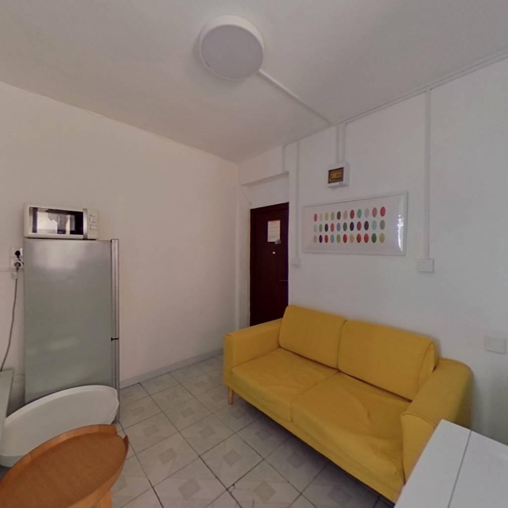 整租·求是村 2室1厅 南卧室图