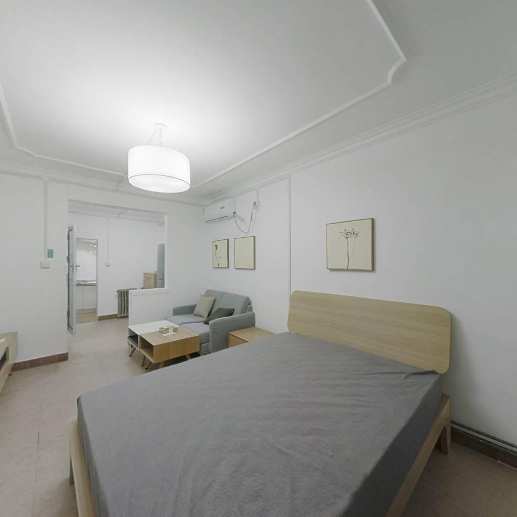 整租·南华里 1室1厅 东卧室图