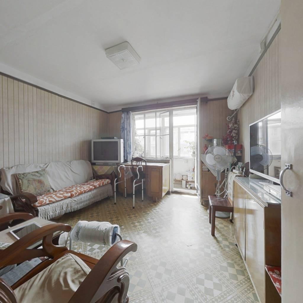牡丹园 南北通透紧凑小三居室 满五唯一