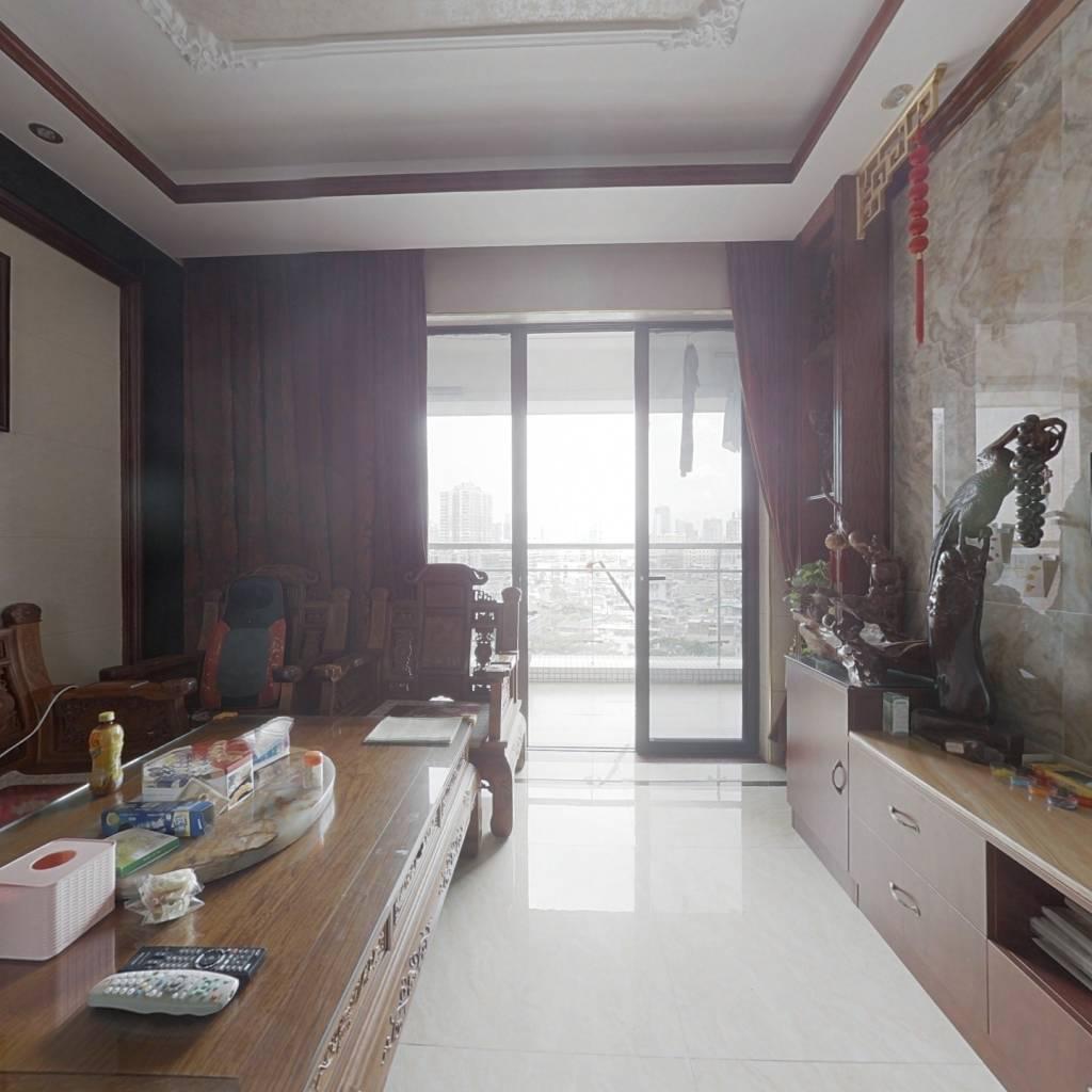 华林国际誉领轩东向三房一厅带主套保养新净采光好