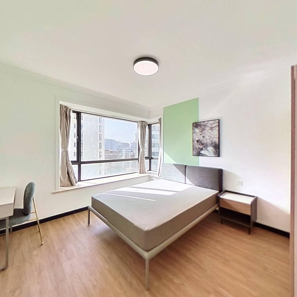 整租·虹桥乐庭 2室1厅 南卧室图