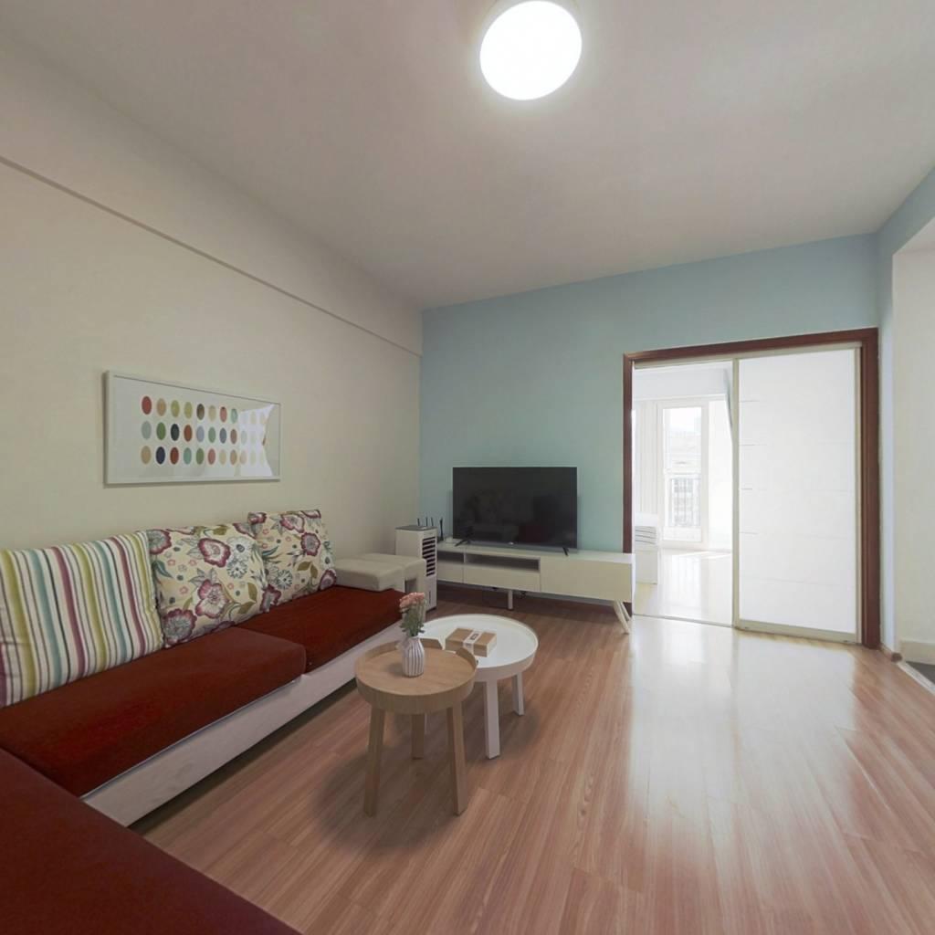 整租·美丽南庭 1室1厅 西北卧室图