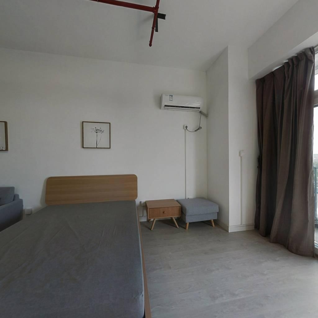 整租·万科早城(二期) 1室1厅 南卧室图
