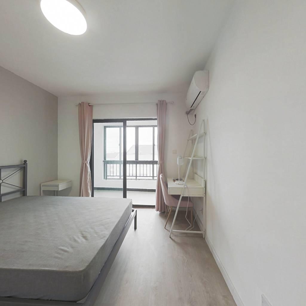 合租·塘和家园海康苑 3室1厅 南卧室图