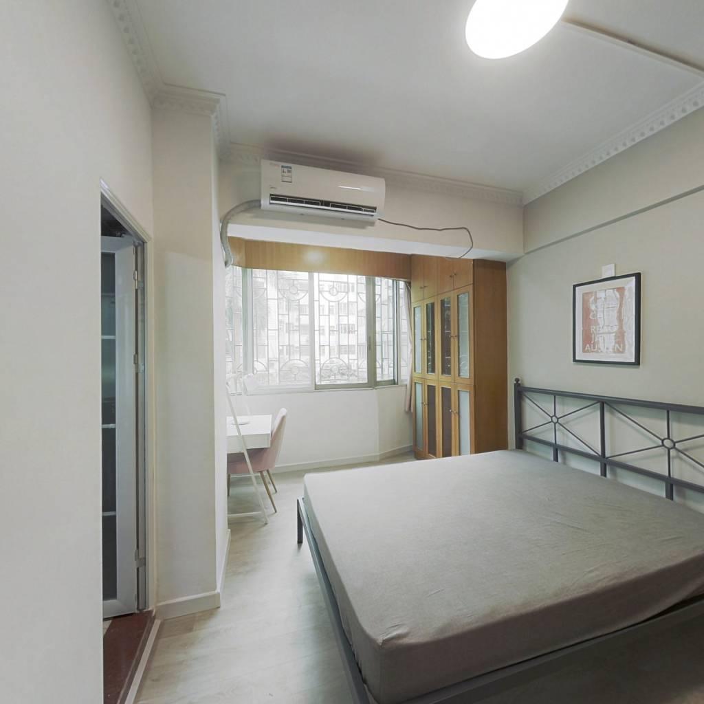 合租·龙口花苑 4室1厅 南卧室图