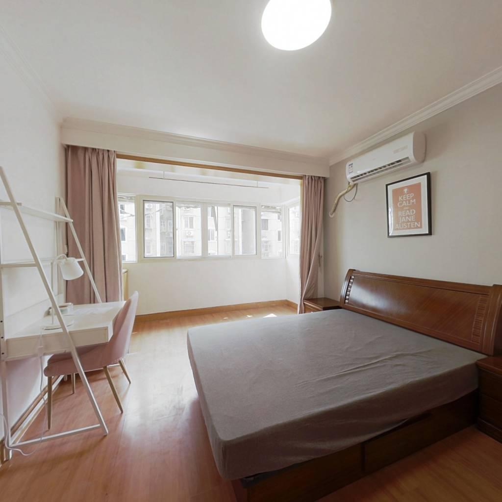 合租·东元山庄 3室1厅 南卧室图
