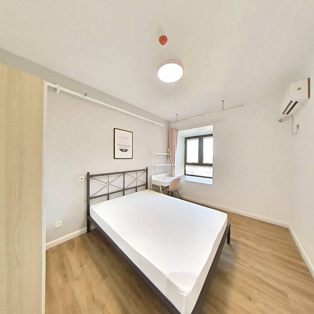 合租·恒盛金陵湾 3室1厅 南卧室图
