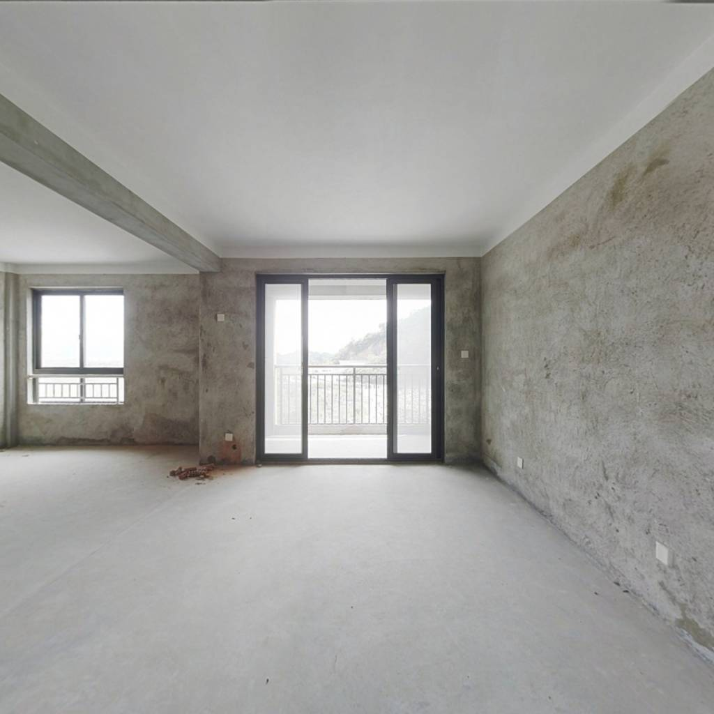 奉化 松岙 毛坯 两室一厅 户型方正 楼层佳