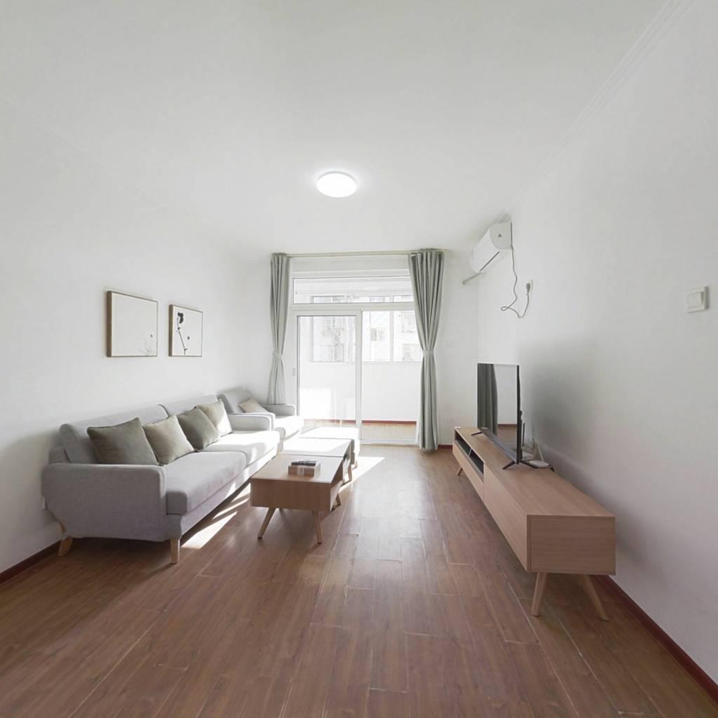 整租·溪山嘉园 2室1厅 南北卧室图