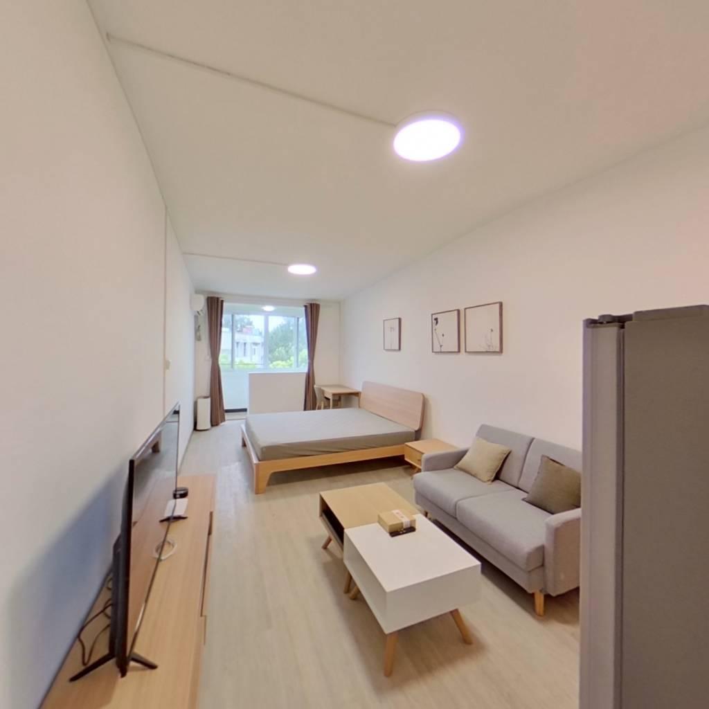 整租·铁岭路110弄 1室1厅 南卧室图