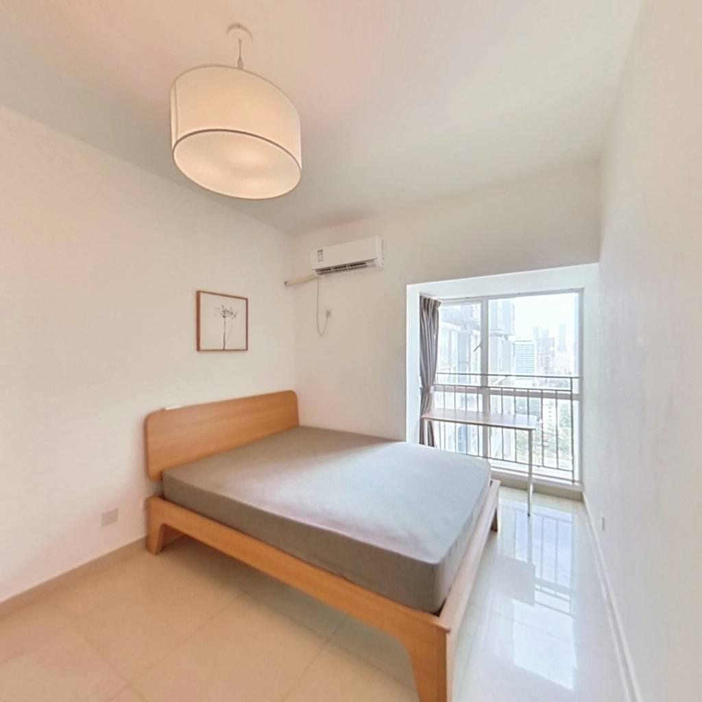 整租·友邻公寓 1室1厅 东卧室图