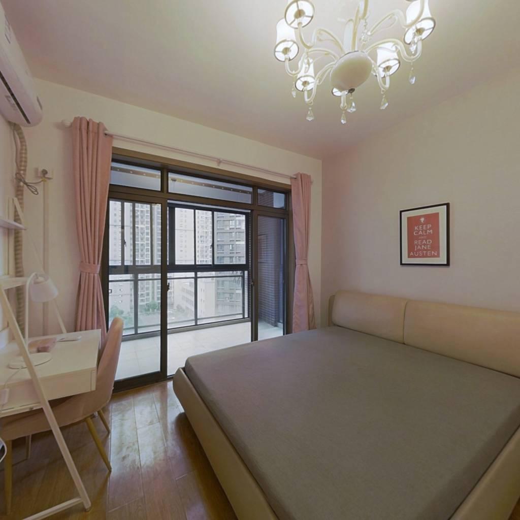 合租·石桥花园 3室1厅 南卧室图
