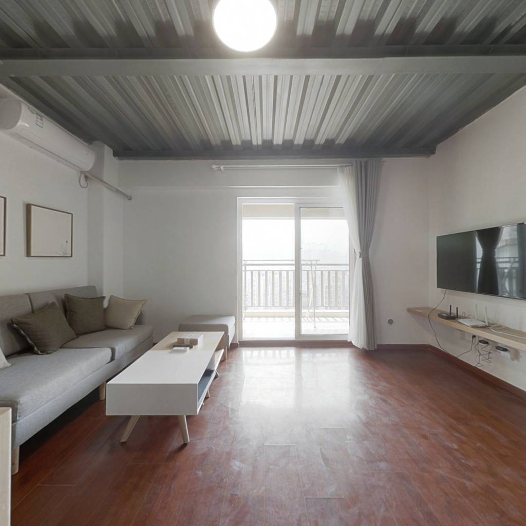 整租·远大都市风景五期 2室1厅 卧室图