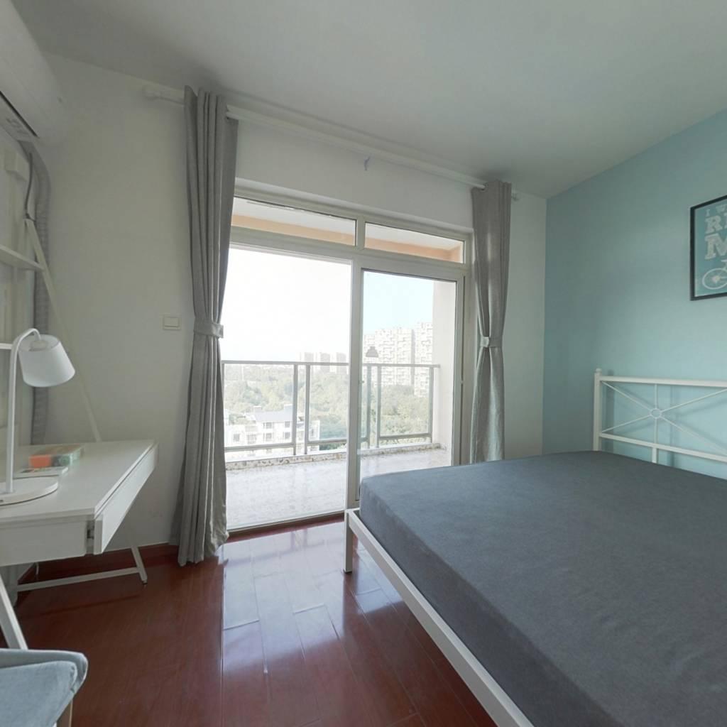 合租·沙河路苑 3室1厅 北卧室图