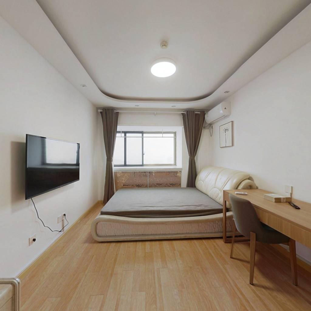 整租·中海凯旋门 1室1厅 北卧室图