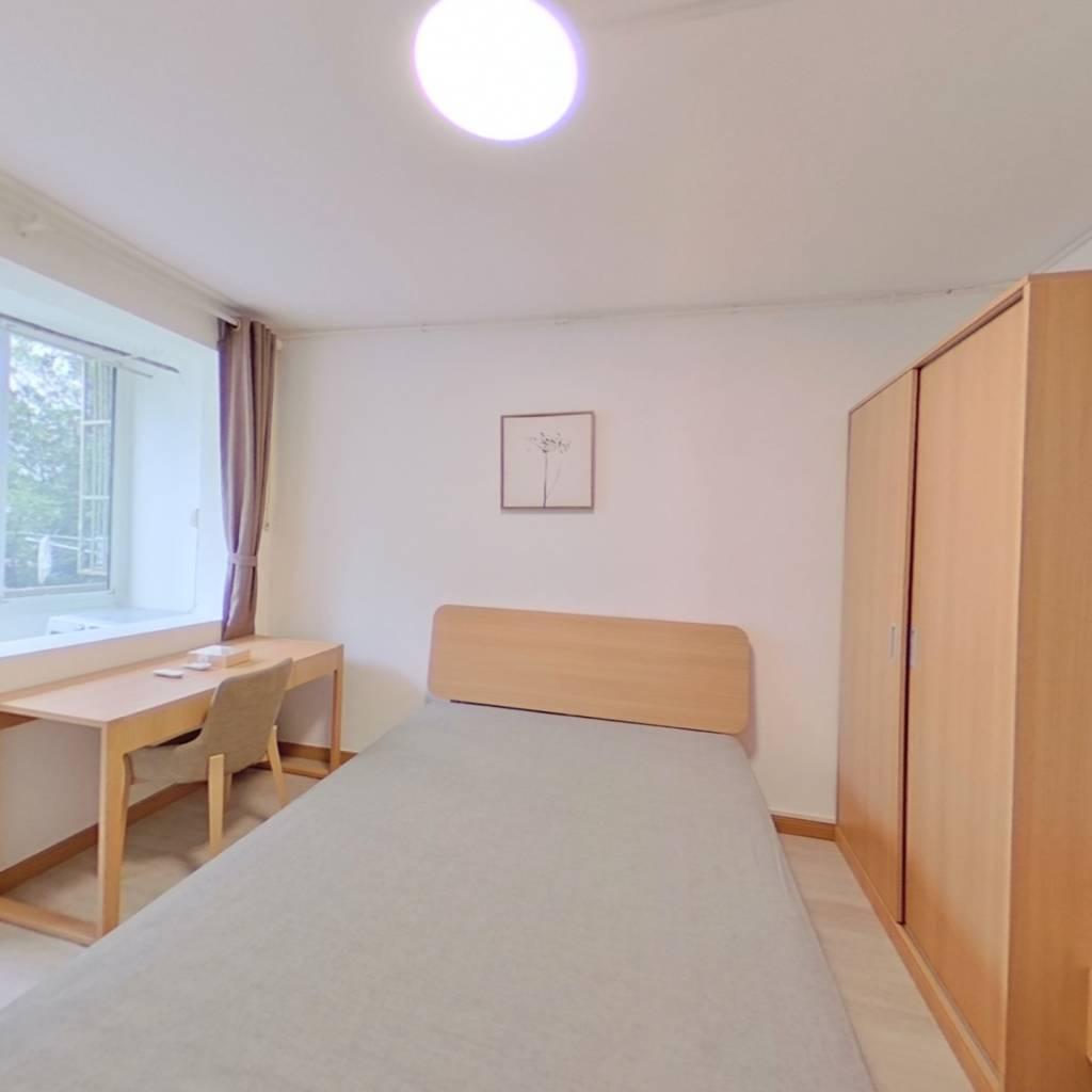 整租·宁和小区 2室1厅 南卧室图
