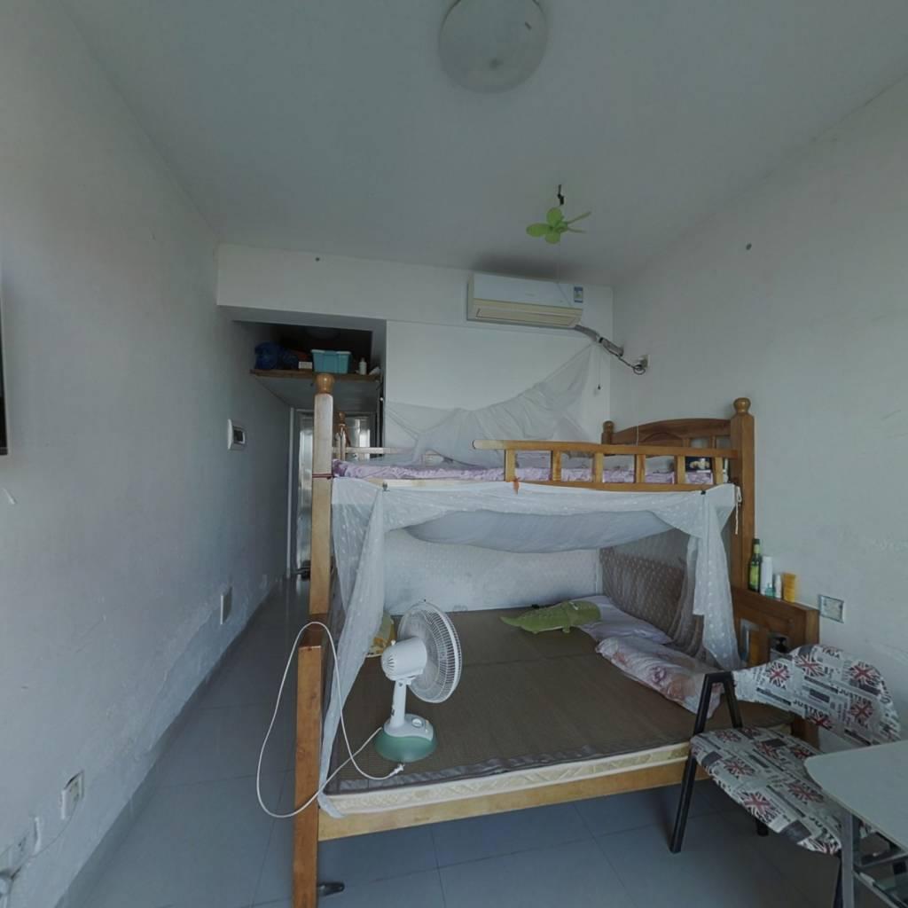金湾红旗 70年产权单身公寓 精装电梯中层 好出租