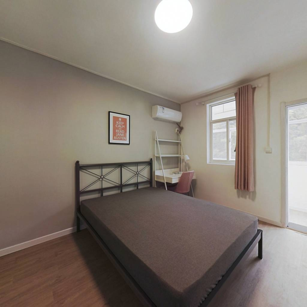 合租·板仓街49号 3室1厅 南卧室图