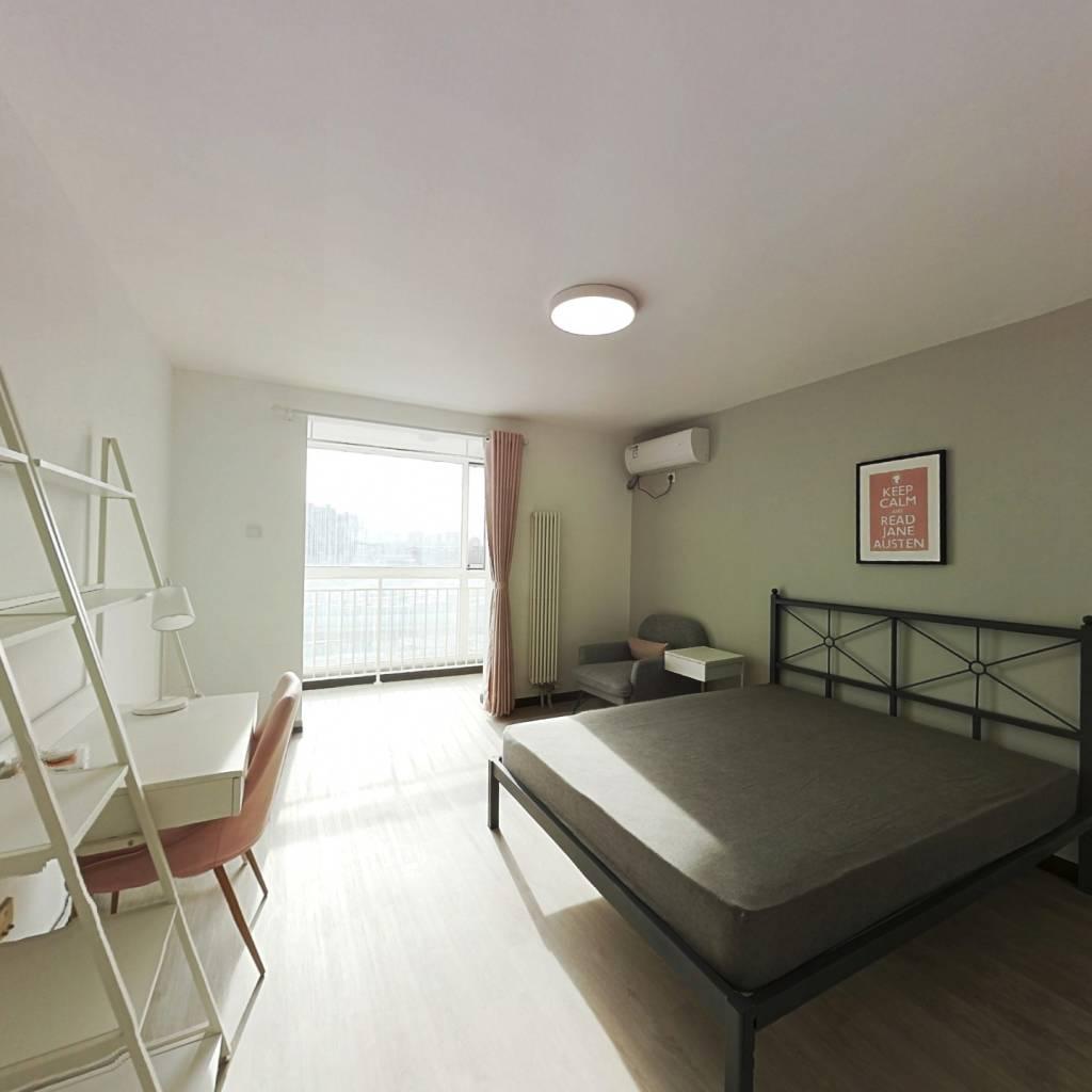合租·弘善家园 4室1厅 北卧室图