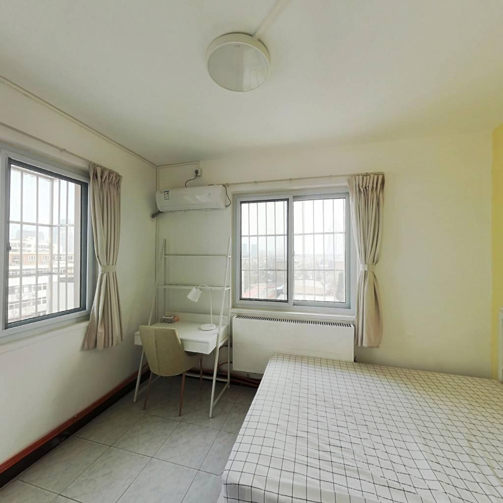 合租·华宁南里 2室1厅 北卧室图