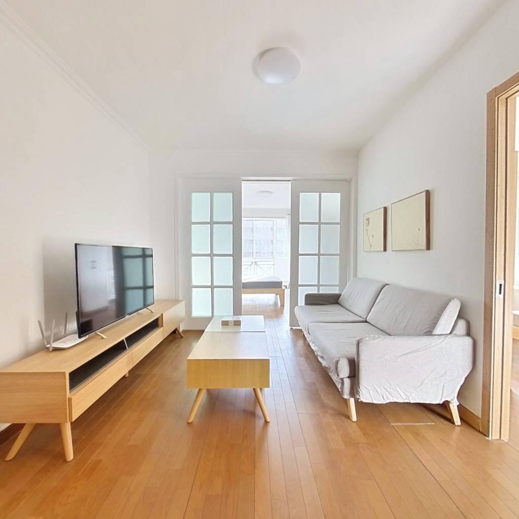 整租·九龙花园 2室1厅 南卧室图