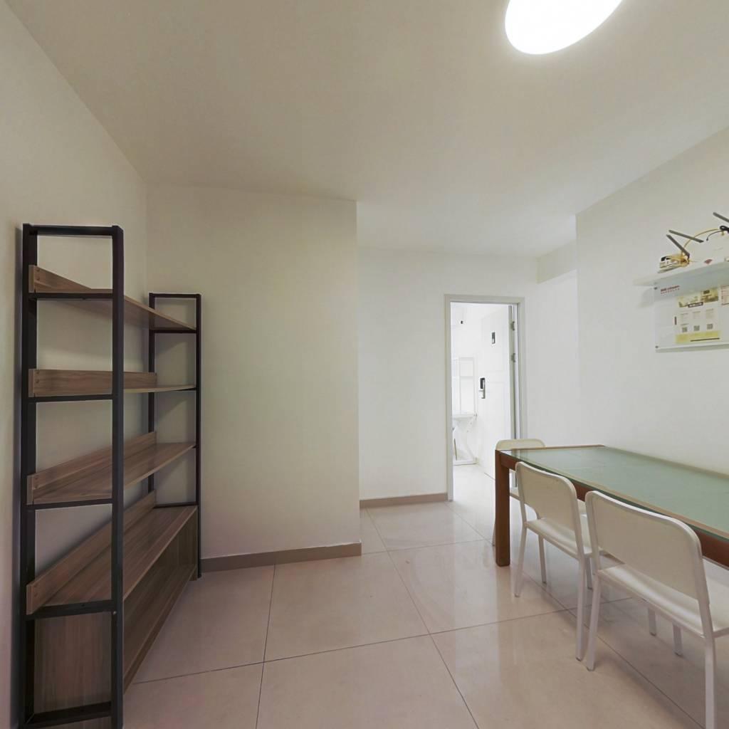 合租·俊峰丽舍 4室1厅 西卧室图